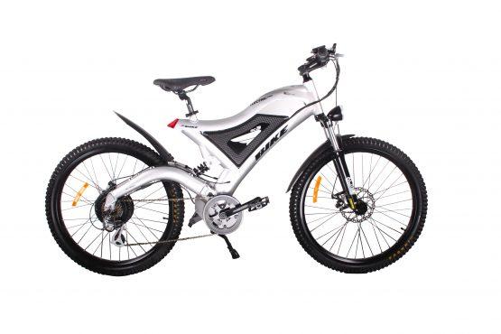 Bicicleta eléctrica de montaña FJM05 250w LED (Radios)